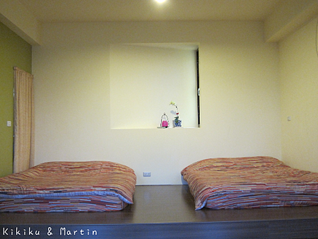 宜蘭橙色民宿二樓(4人房)
