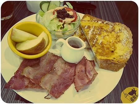 英式組合早餐