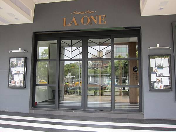 La one