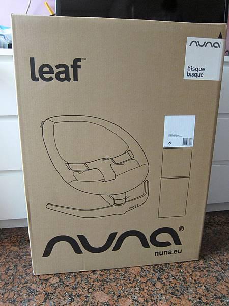 Nuna Leaf搖搖椅