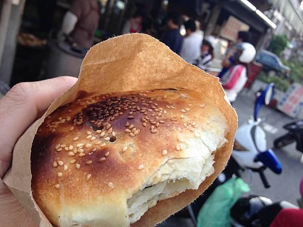 本館路燒餅