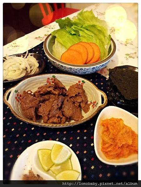 偽  韓式烤肉