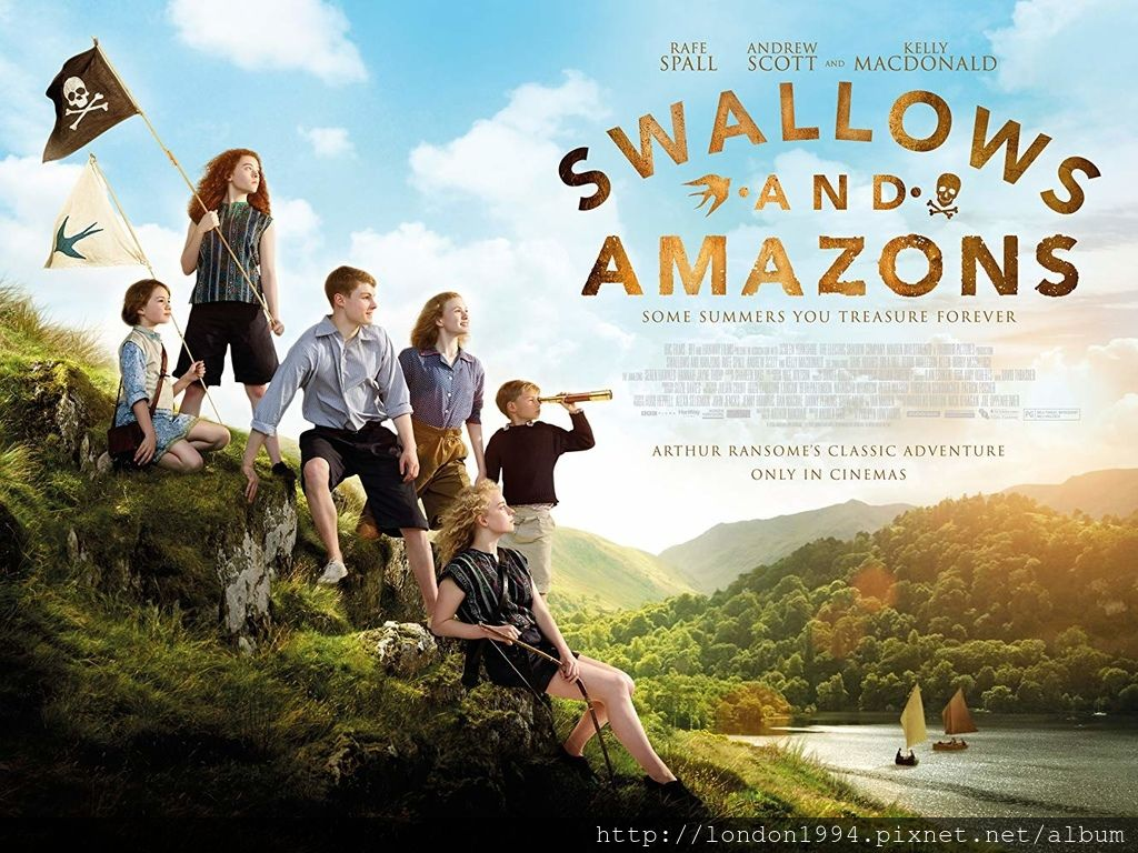 Swallows and Amazon