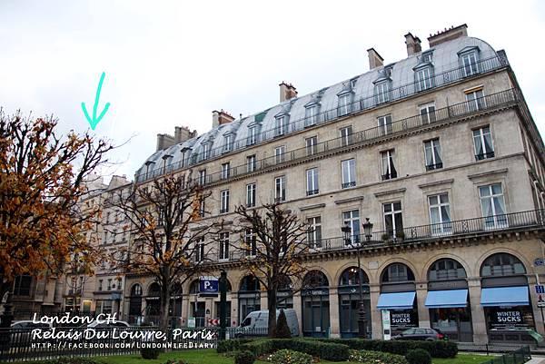 HOTEL:Relais-Du-Louvre01