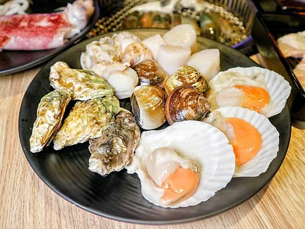 【台中】有GO蝦-新鮮好味道,各種海鮮、肉品、泰國蝦吃到飽!