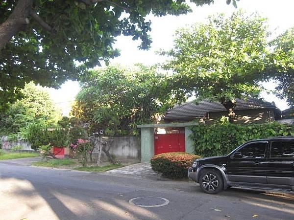 日式眷村屋舍