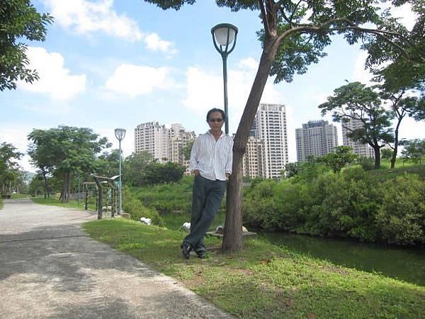 2015/07/24攝於中都濕地公園
