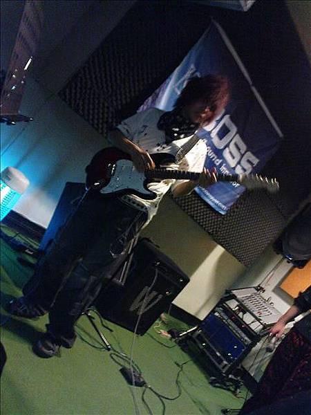吉他手 龜
