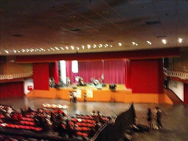 20081230新生盃舞台