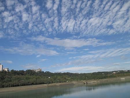 石門水庫的天空 004