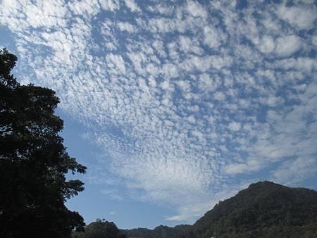 石門水庫的天空 003