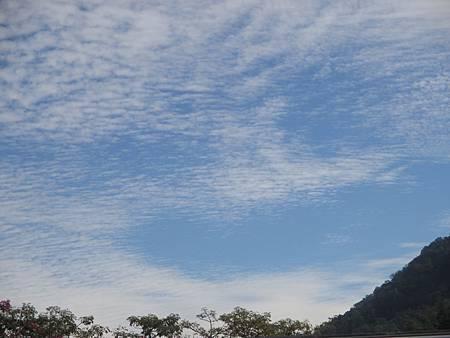 石門水庫的天空 008