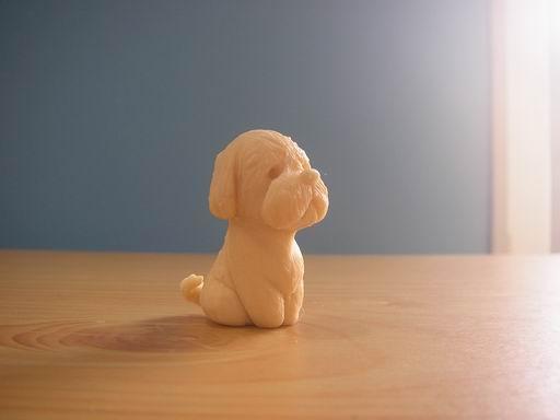 小狗(身體)製作14