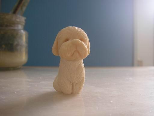 小狗(身體)製作12