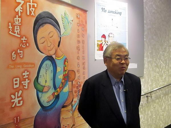 道南文教基金會董事長─朱澤民先生
