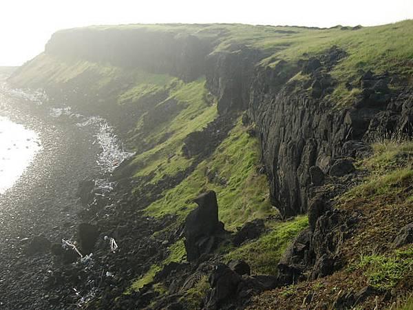 東吉北方海崖