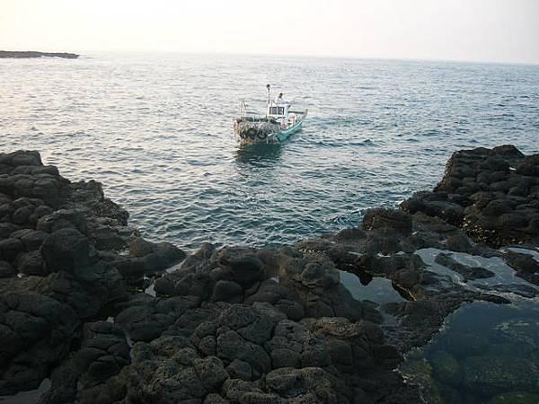 磯釣用的小船