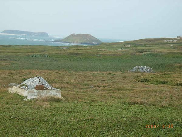 墳墓和北方島嶼
