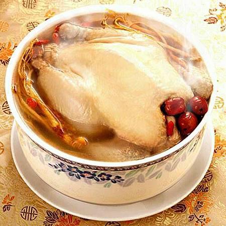 上海醃篤鮮燉土雞