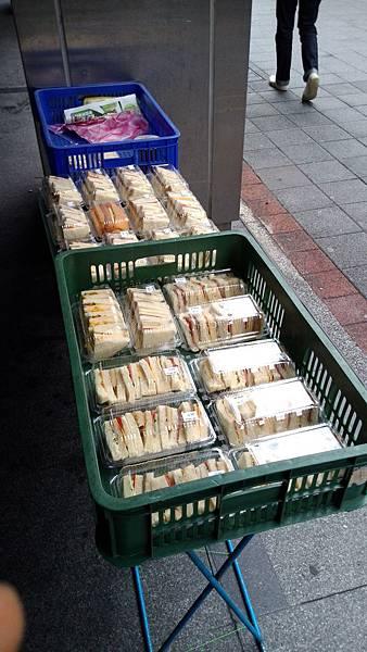 2015.04.08販賣三明治