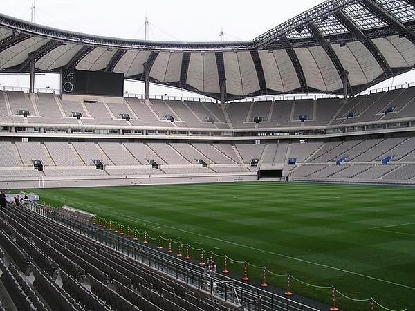 韓國足球場