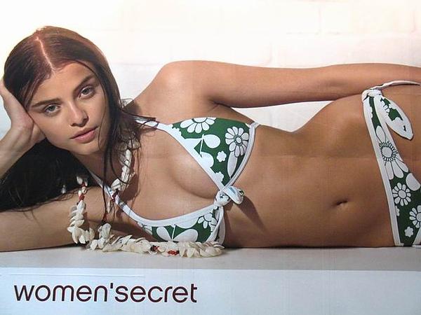 女人的私密(廣告看板)
