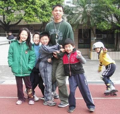 2007年中和積穗國小圍棋才藝班