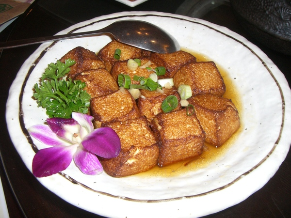 阿婆的嫩豆腐