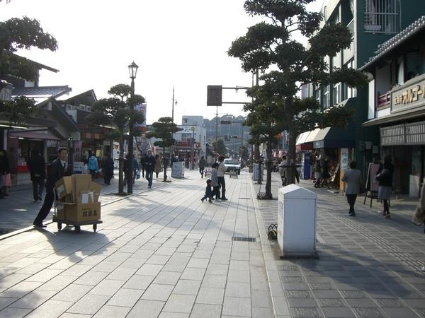 太宰府前商店街