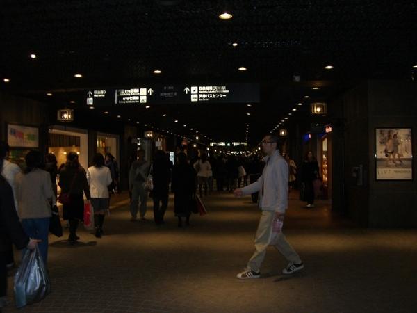 博多地下商店街