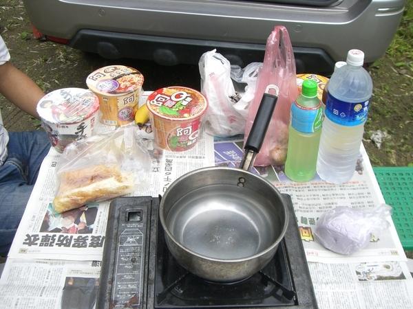小路邊野餐