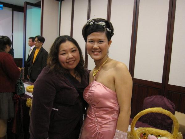 英娟與新娘子