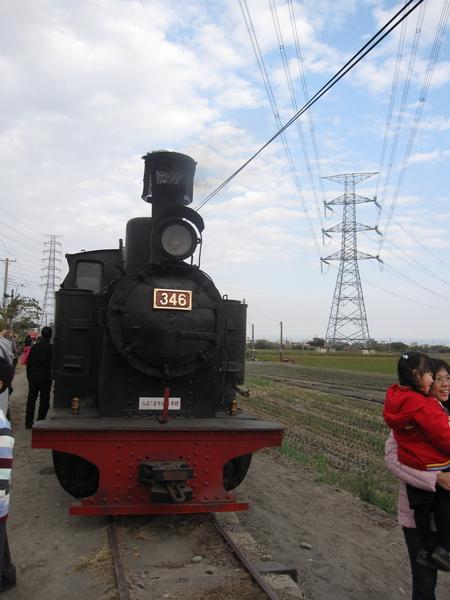 蒸氣火車頭