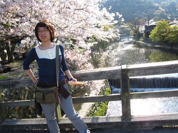 還是嵐山公園