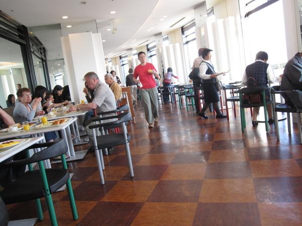 近鐵環球飯店的早餐