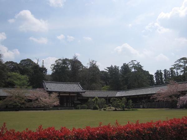 東大寺另一角