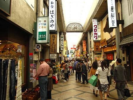 近鐵奈良站商店街