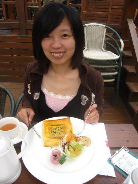 我跟我的白雪公主下午茶