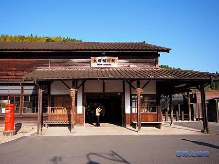 37大隅橫川站大門