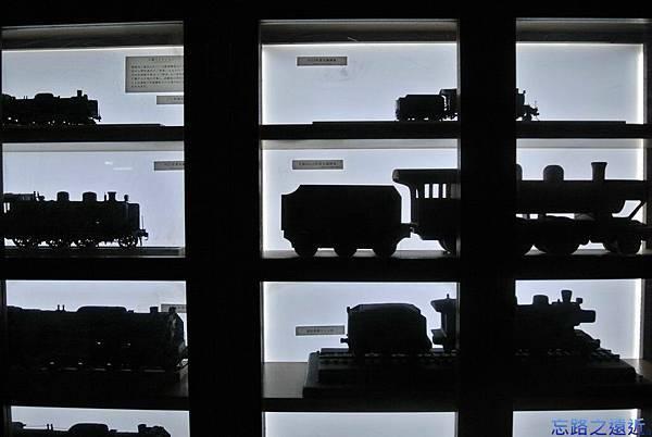 14SL人吉號內列車模型.jpg