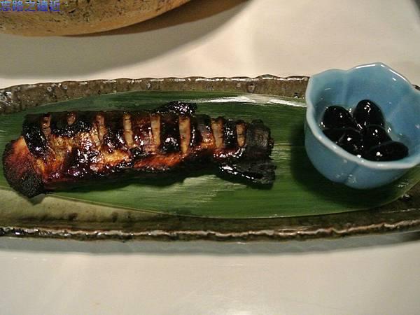 63晚餐燒物鯰魚