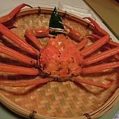 37望洋樓晚餐越前蟹-1