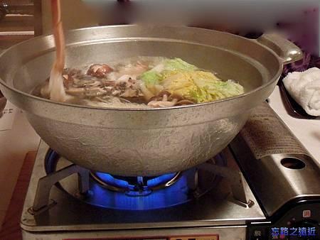 40望洋樓晚餐越前蟹火鍋-2