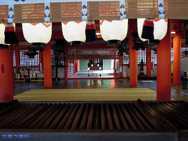 11嚴島神社祭壇.jpg