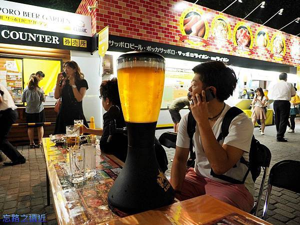 札幌啤酒節-Sapporo Beer1