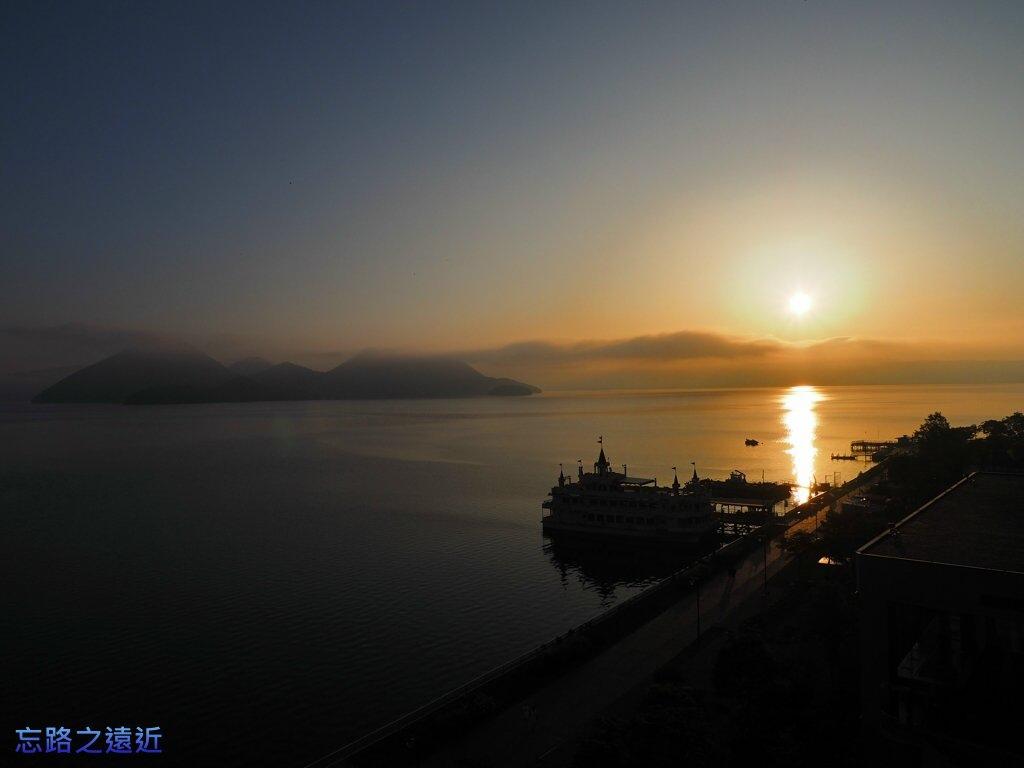洞爺湖花景色清晨-5.jpg