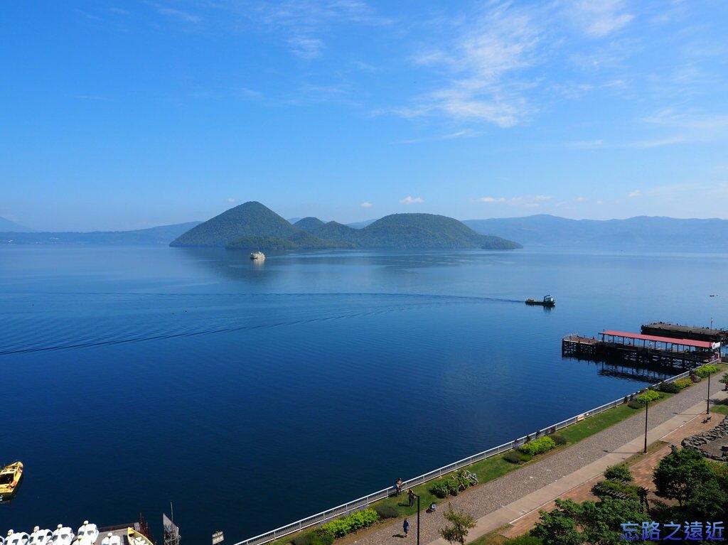 洞爺湖花景色早晨-3.jpg