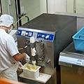 47富良野起司工房冰淇淋製作