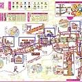城崎溫泉map-1