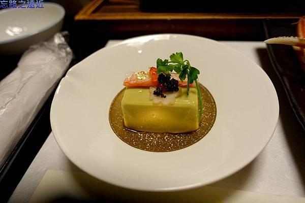 18月のしずく晚餐-豆腐蟹.jpg